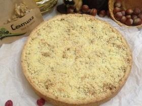 Пирог «Ореховый микс»