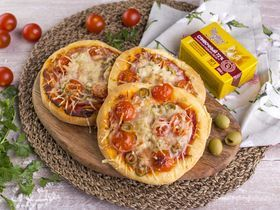 Мини-пиццы для пикника