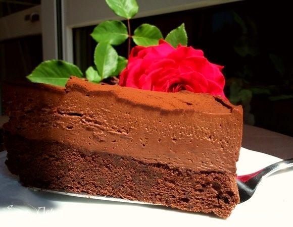 Шоколадный торт с Baileys