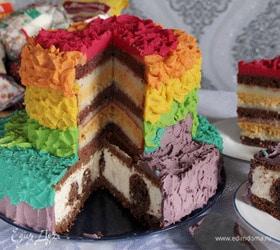 Торт «Крупинка»