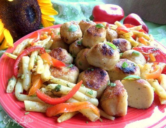Немецкие картофельные галушки