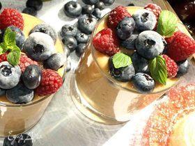 Яблочно-персиковый смузи
