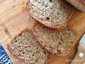 Ржаной заливной хлеб