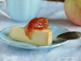 Яблочный конфитюр с имбирем