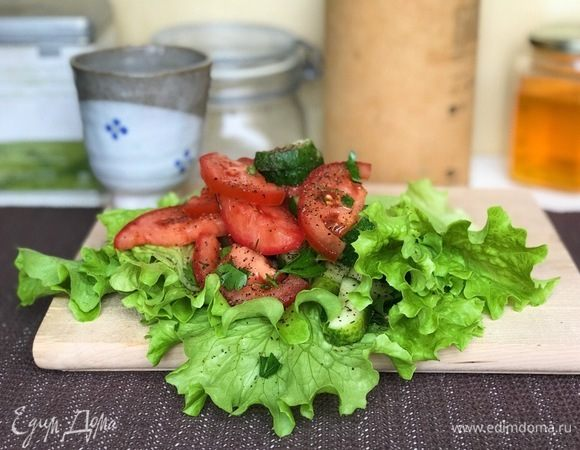 Быстрые малосольные овощи
