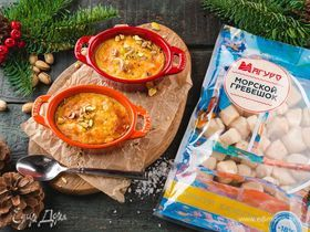 Суфле из морепродуктов