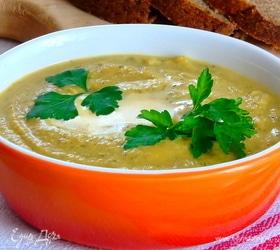 Капустно-тыквенный суп-пюре