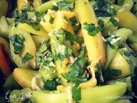 Зеленые помидоры «Осенние»