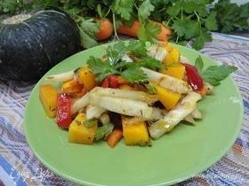 Овощное рагу «Осень»