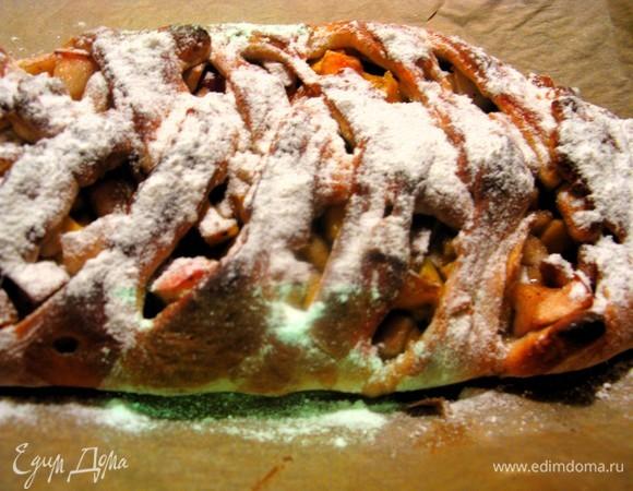 Пирог «Домашний уют» и булочки на живых дрожжах