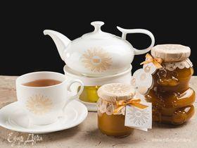 Согревающий чайный напиток «Таежный аромат»