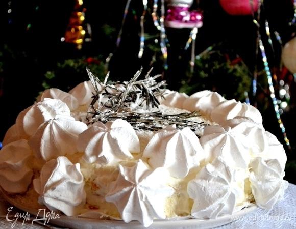 Торт «Кокосовый»