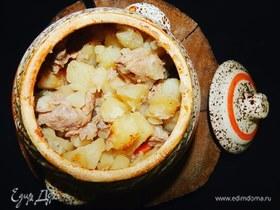 Мясной горшочек по-датски