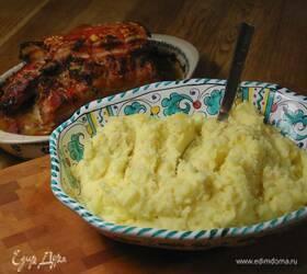 Картофельное пюре с горчицей
