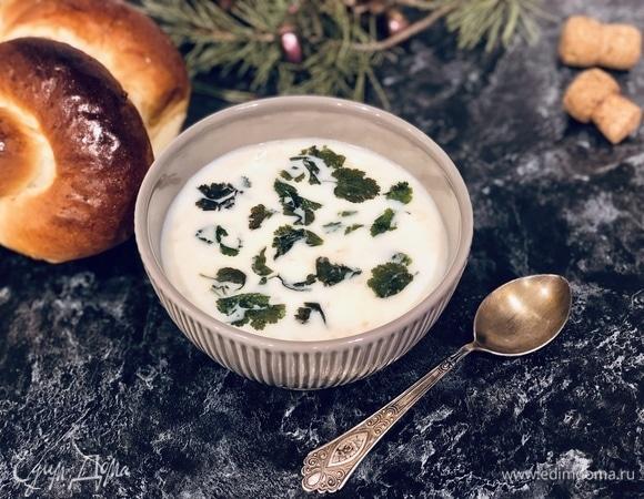 Кисломолочный суп «Спас»