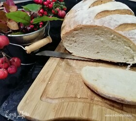 Белый хлеб Mian Bao