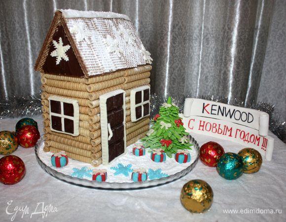 Праздничный домик