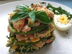 Богатый витаминно-минеральный салат