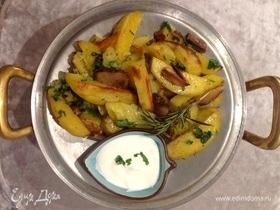 Картофель для мужчин