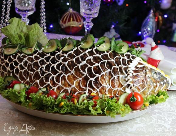 Рождественский карп (Vánoční kapr)