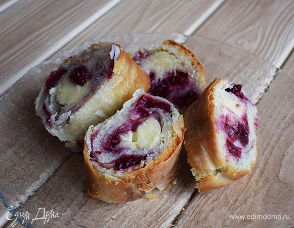 Хорватский пирог с вишней