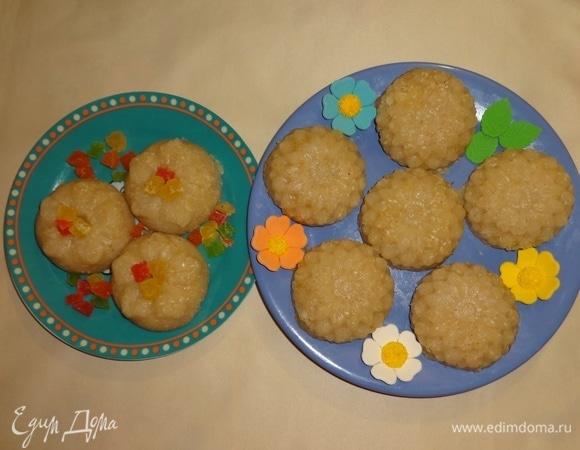 Болгарский десерт «Грис-халва»