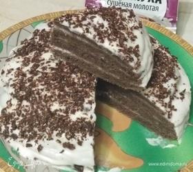 Торт черемуховый