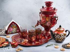 Витаминный чай с чабрецом и мятой