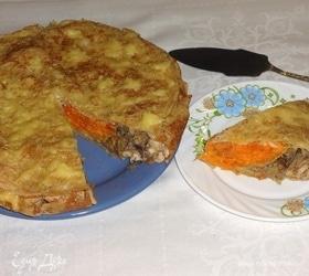 Блинный пирог «Сюрприз»