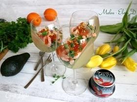 Закуска в винном желе «А когда на море качка»