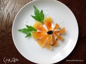 Пирожное «Хризантема»