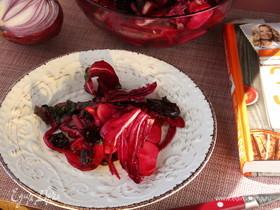 Розовый салат