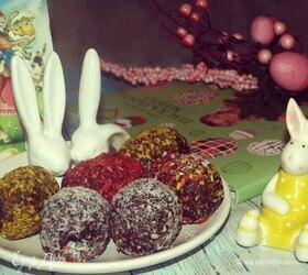 Пасхальные шоколадные яйца