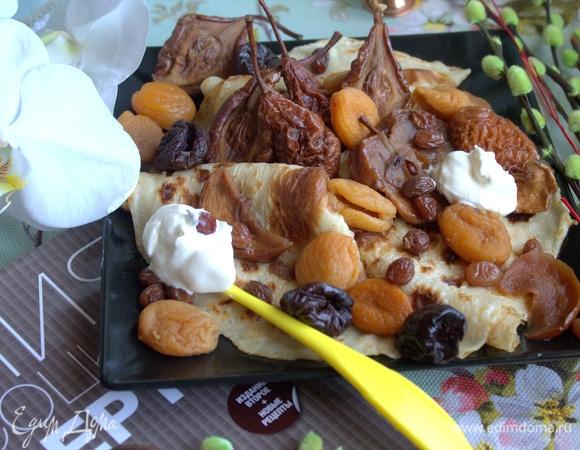 Сухофрукты по-мароккански