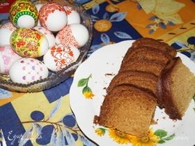 Кекс в хлебопечке «Пасха»