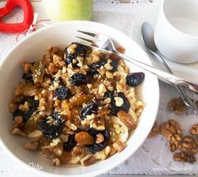 Овсяная каша «Завтрак Клеопатры»