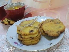 Рисовое печенье без сахара