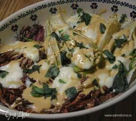 Лигурийский теплый салат