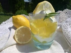 Мороженое «Лимонное настроение»