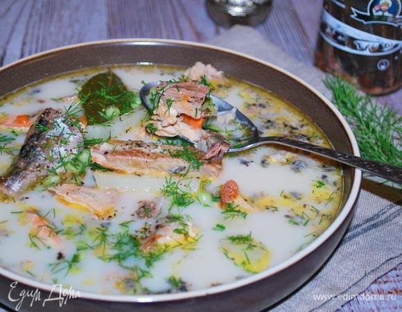 Рыбный суп «Лохикейтто»