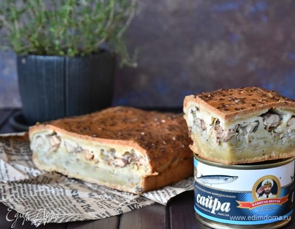 Паштида — еврейский заливной пирог