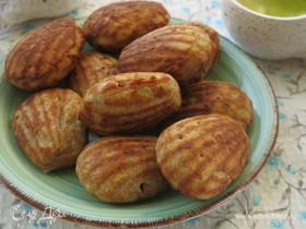 Закусочное печенье «Мадлен»