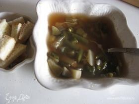 Солянка вегетарианская