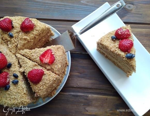 Торт «Медовик классический»