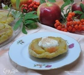 Французские пироги с яблоками