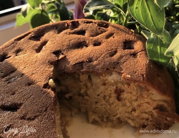 Пирог яблочный «Любимый»