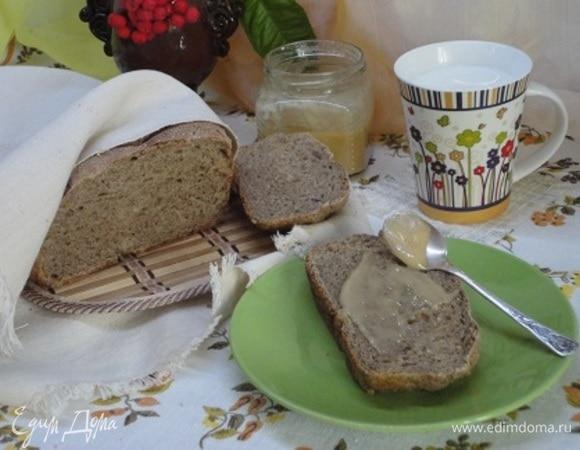 Пшенично-ржаной хлеб на солоде
