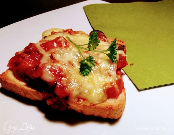 Горячие испанские сэндвичи