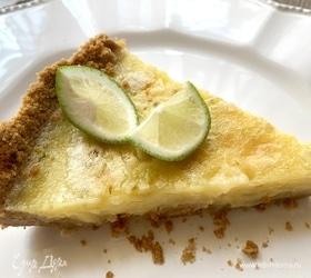 Лимонный пирог «Лимончелло»