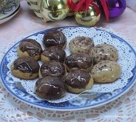 Рождественские пряники Lebkuchen